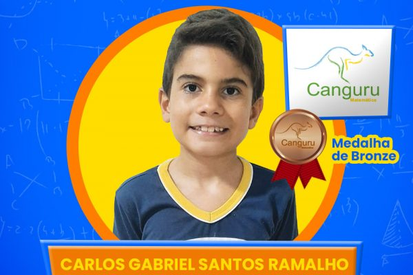 Post [Canguru 2021] - Carlos Gabriel