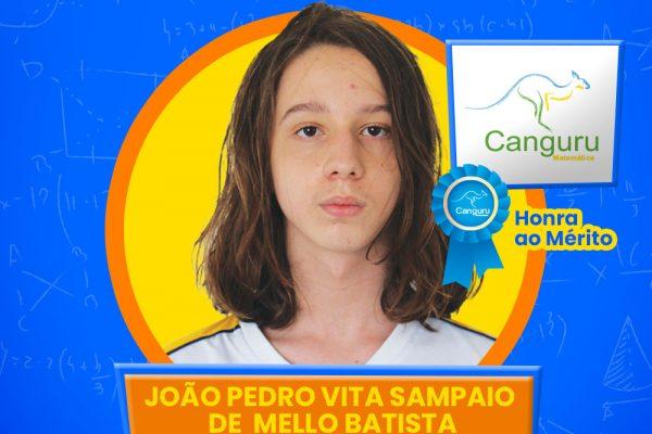Post [Canguru 2021] - João Pedro